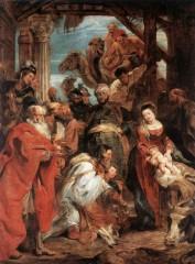 """""""L'adorazione dei Magi"""" di Rubens"""