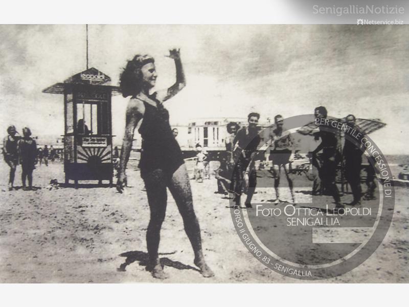 Foto Leopoldi in spiaggia a Senigallia