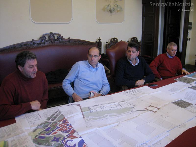Presentazione del progetto di rigenerazione urbana