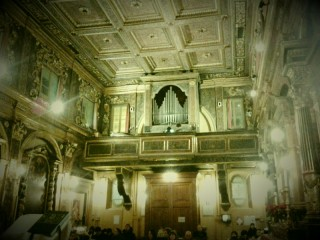 Muratori all'organo