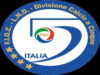 Figc-Divisione Calcio a 5, logo