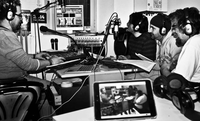 Gent'd'S'nigaja - Radio Monk