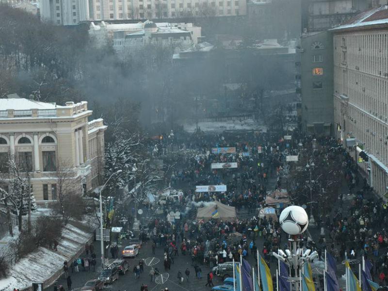 I tumulti di Kiev
