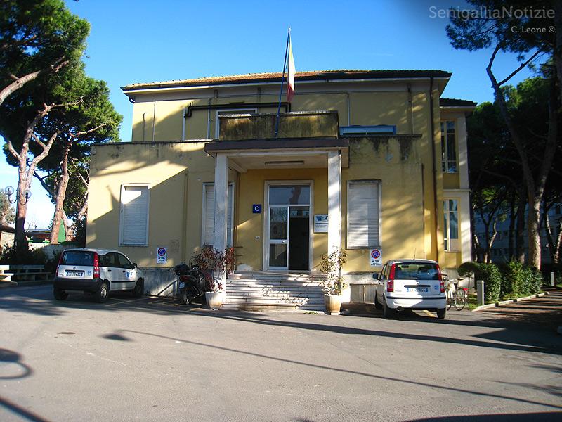 La camera mortuaria dell'ospedale di Senigallia