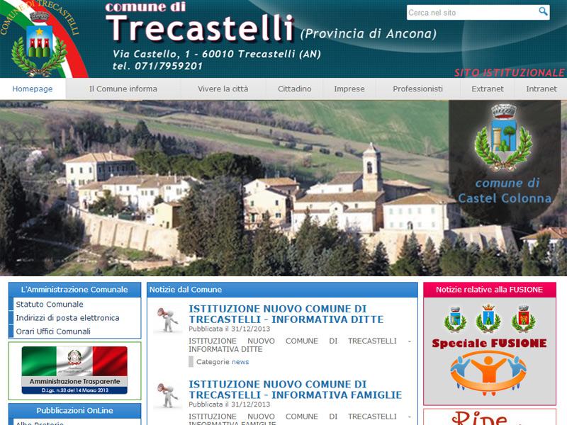 Subito al lavoro il nuovo Comune di Trecastelli - Senigallia Notizie