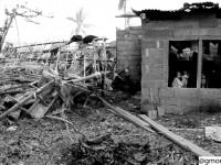 Le Filippine devastate dal tifone dell'8 novembre 2013 nella foto di Gabriele Moroni