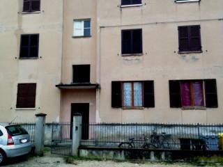 L'abitazione in via Buozzi