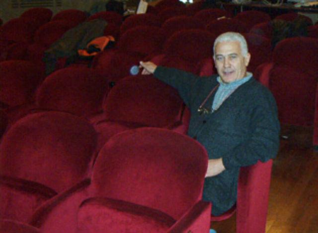 Saverio Marconi, direttore della Compagnia della Rancia
