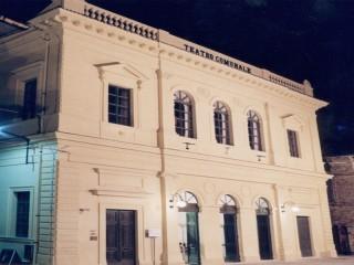 Il teatro Vittorio Alfieri di Montemarciano