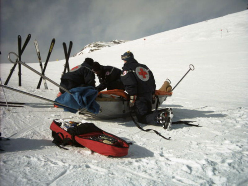 Incidenti sulla neve