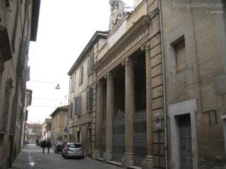La chiesa dei Cancelli di Senigallia