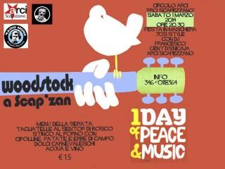 Gent'd'S'nigaja - Woodstock a Scap'zan - Festa di Carnevale