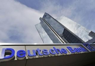 La sede della Deutsche Bank