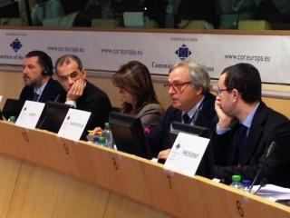Macroregione Adriatico-Ionica, Spacca a Bruxelles per la coesione territoriale e per l'inserimento delle strategie macroregionali nel regolamento sui fondi europei