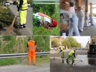 lavori socialmente utili (LSU)