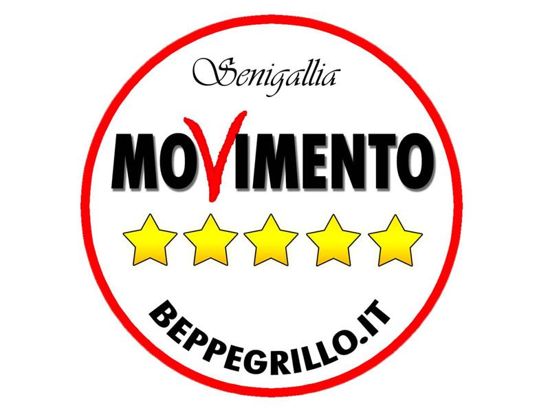 Il logo del Movimento 5 Stelle Senigallia