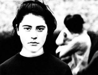 """A Silvia"", Mario Giacomelli"