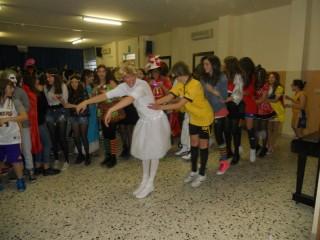 Festa di Carnevale alla scuola Marchetti di Senigallia