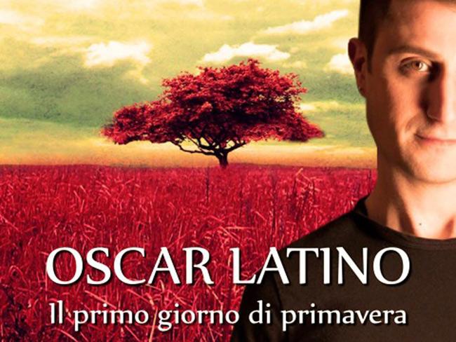 La copertina del singolo di Oscar Latino