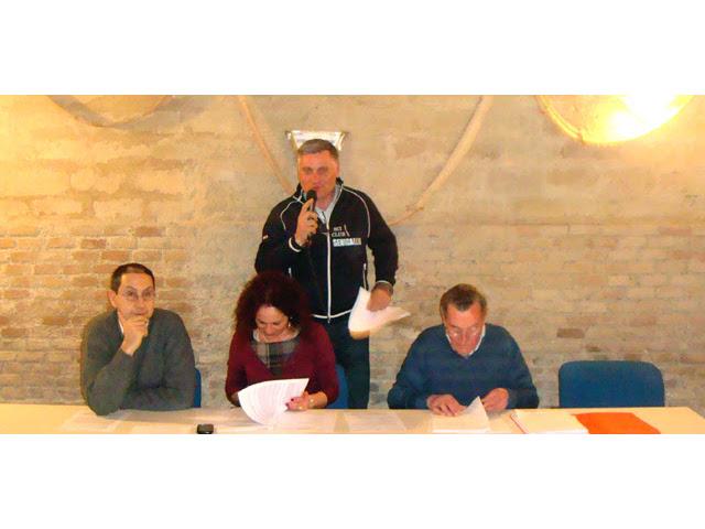Assemblea dei soci dello Sci Club Senigallia