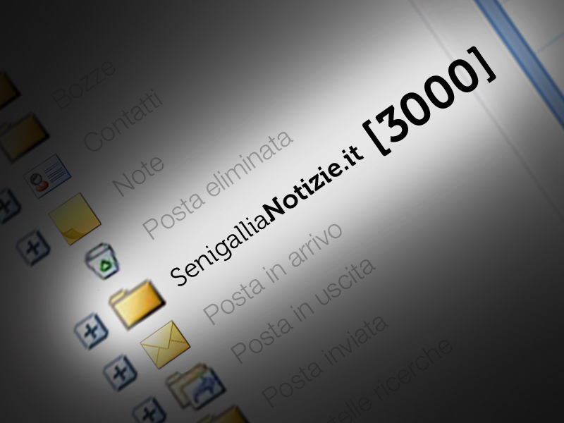 Senigallia Notizie: newsletter numero 3.000