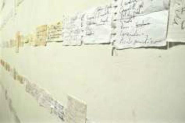 """Nelversogiusto"", manifesto incontro 25 marzo 2014"