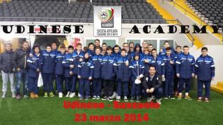 Senigallia Calcio ospite dell'Udinese Academy
