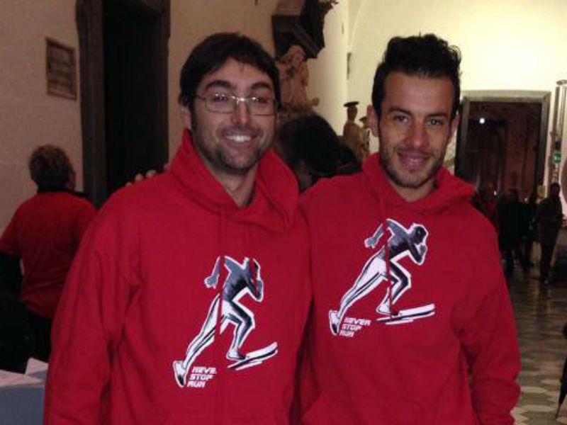 Nicola Mallucci e Cristian Carboni