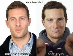 Somiglianza-tra-Michele-Simoncini-e-Bear-Grylls
