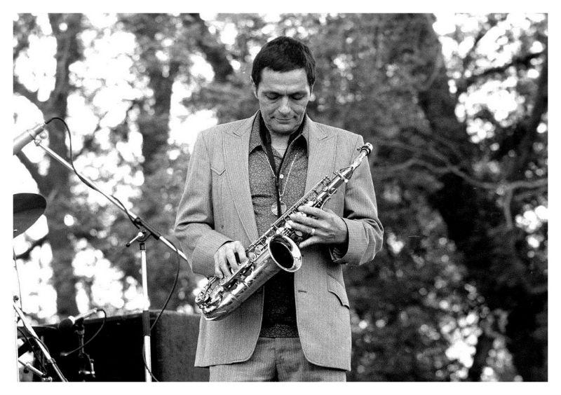 Art Pepper, musicista jazz