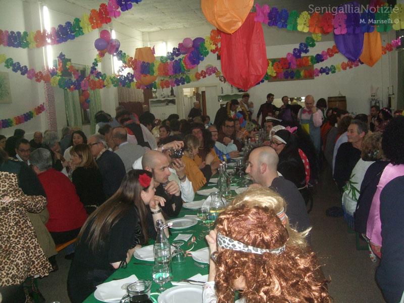 """Festa di Carnevale """"Woodstock a Scap'zan"""""""