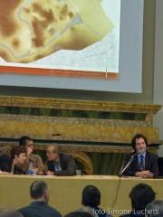 incontro sull'archeologia urbana a Senigallia: relazione del prof. Giuseppe Lepore dell'Università degli Studi di Bologna