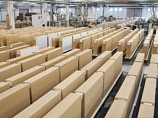 Il settore del legno, l'azienda Bizzarri spa di Corinaldo