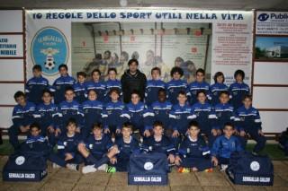 Allievi provinciali del Senigallia Calcio 2013-14