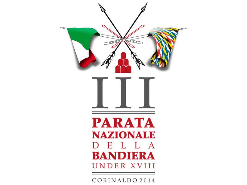 III Parata della Bandiera, a Corinaldo per la Festa dei Folli