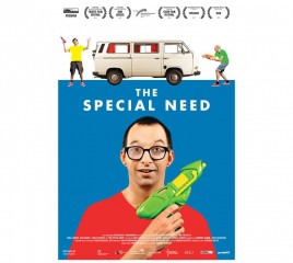 The Special Need - locandina