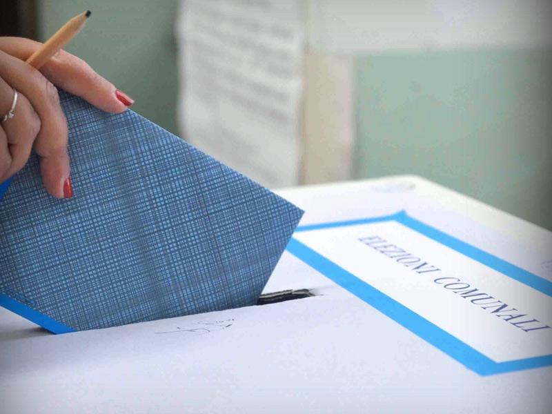 Elezioni comunali, elezioni amministrative, voto, scheda elettorale, votazione