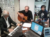 Joe Castellani and The Adriatic Devils a Radio Monk in diretta alla Netservice