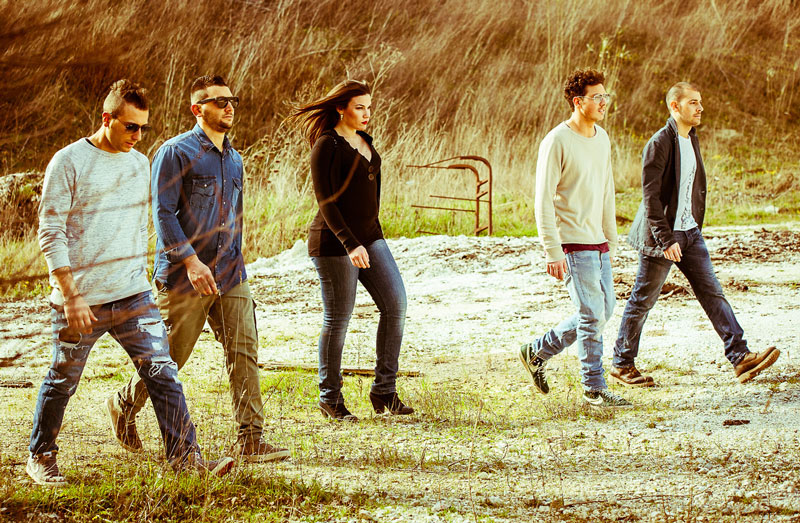 Red Ring: la band