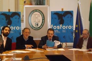 Presentazione di fosforo 2014: Crivellini, Schiavoni, Solazzi, Pasquini