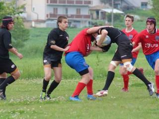 Rugby: Sena-Fano