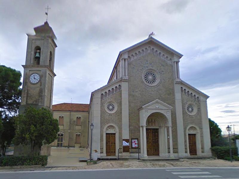 chiesa S.an Giovanni Battista di Montignano