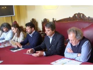 Presentazione dell'evento della scuola di musica B.Padovano a Senigallia