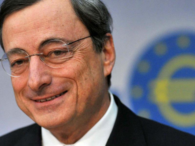 Mario Draghi, BCE, Banca Centrale Europea, euro