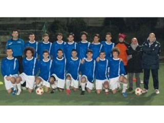 La squadra Juniores dell'Aesse Senigallia Calcio
