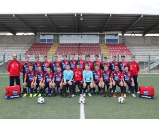 Vigor Senigallia, formazione juniores impegnata nel campionato regionale