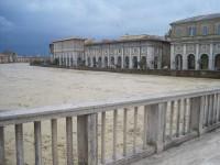 Alluvione a Senigallia - Il fiume Misa in centro storico