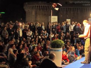Ian Russell a Fosforo, la festa della scienza made in Senigallia