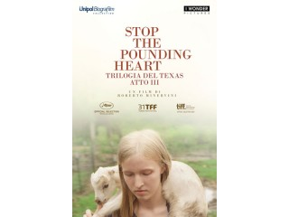Stop the Pounding Heart - locandina