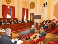 Giunta Regionale delle Marche riunita a Senigallia